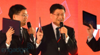 Asus todavía tiene más, Jerry Shen aparece con un tablet Full HD, Snapdragon y LTE