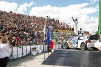 La semana después del rally. El equipo Volkswagen lleva medio año imbatido