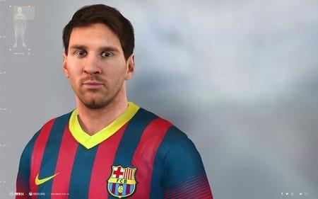 Leo Messi en FIFA 14