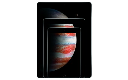 Ipad Stack Jupiter Print