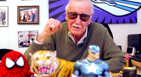 ¿Te gusta crear superhéroes? Estás de suerte, Stan Lee te está buscando