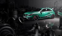 GAD Motors Mercedes-Benz A 45 AMG