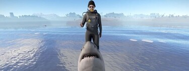 Si Rust no era ya lo suficientemente peligroso, ahora quiere que mueras más bajo el agua: agrega tiburones con su nueva actualización