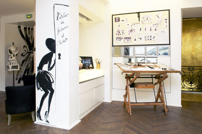 Foto de Les Ateliers Guerlain exponen La Petite Robe Noire (1/11)