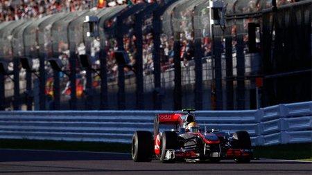 """Lewis Hamilton: """"El campeonato no se acaba hasta el ultimo momento"""""""