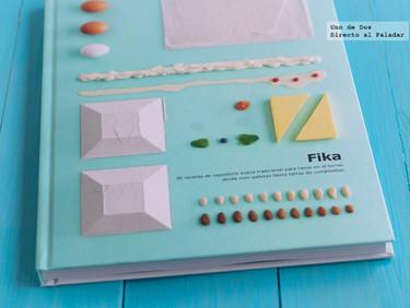 Fika, el libro de repostería de Ikea