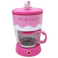 Hello Kitty te hace el café