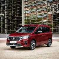 La Nissan Townstar es prima de la Renault Kangoo y llega con versión eléctrica para sustituir a la Nissan e-NV200