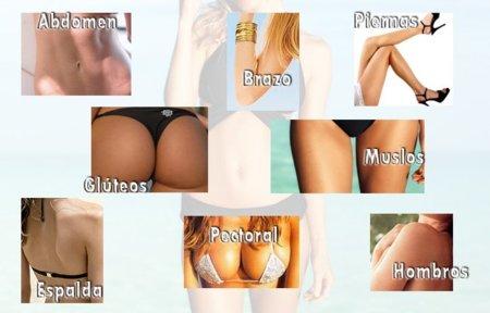 Vota tu parte favorita del cuerpo femenino