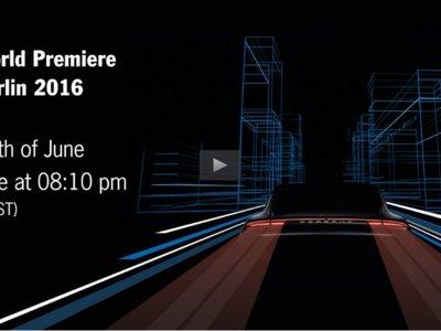 Sigue en directo la presentación mundial del nuevo Porsche Panamera a las 20:10 aquí