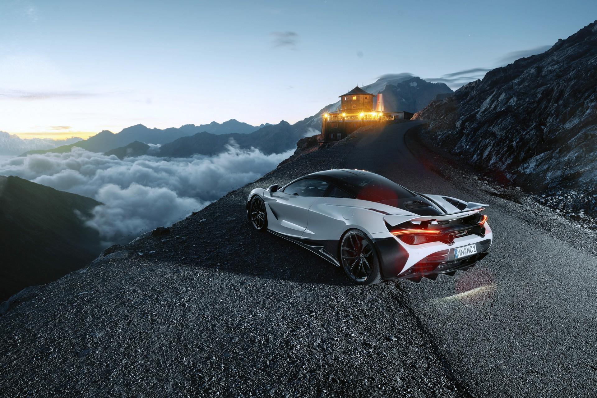Foto de McLaren 720S por Novitec (2/9)