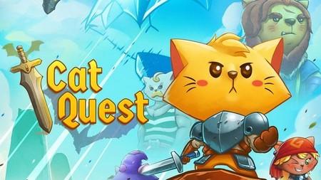 Cat Quest gratis para Android y iPhone, descarga este impresionante juego sin que te cueste nada