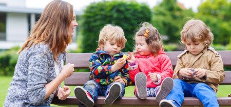 ¿Es cierto que las madres de tres niños son las más estresadas?