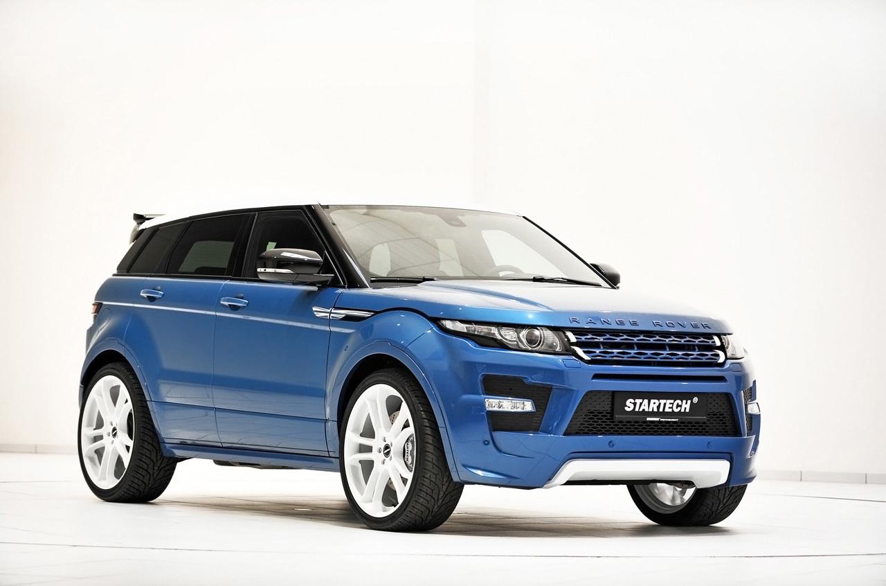 Foto de Startech Range Rover Evoque (25/31)
