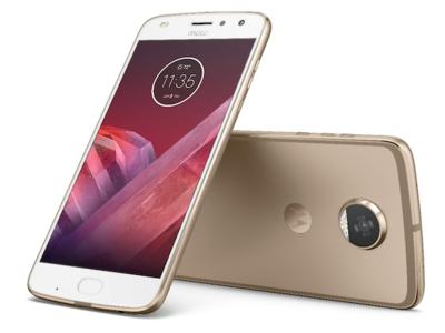 Moto Z2 Play, los cinco puntos clave de la nueva apuesta de Motorola por la gama media