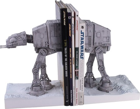 Star Wars At At Polyresin Walker Bookends