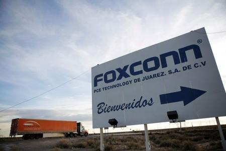 Foxconn Fabrica Ciudad Juarez Chihuahua Mexico