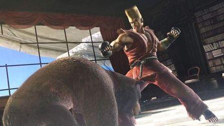 'Tekken 6', más capturas