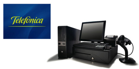 Puesto Informático Comercio, otro todo en uno de Telefónica