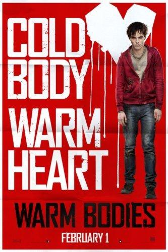 'Warm Bodies', cartel de la 'Crepúsculo' con zombies