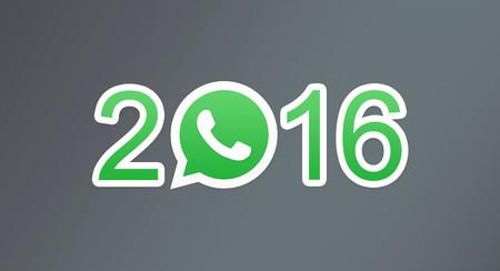 Cómo ha cambiado WhatsApp en 2016: sus 11 mejoras más importantes
