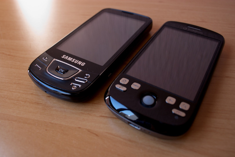Foto de Samsung i7500 Galaxy (18/23)