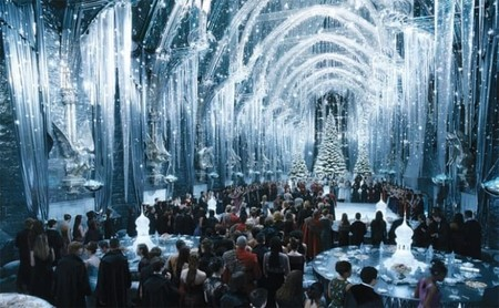 Navidad En Hogwarts El Parque Harry Potter De Londres Recrea Por Primera Vez El Yule Ball