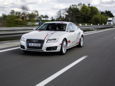 Jack, el Audi A7 de conducción autónoma, ya es más considerado con los demás