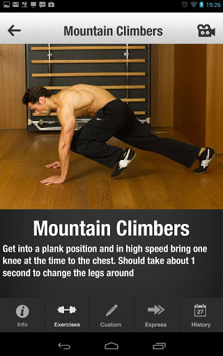david gandy fitness