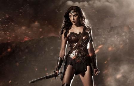 'Batman v Superman', imagen de Wonder Woman (y el teaser tráiler filtrado)