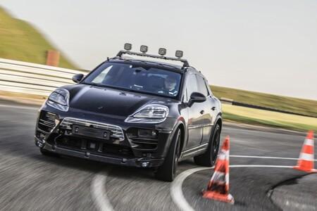 Porsche Macan Electrico Mula