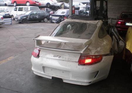 Dolorpasión™: Porsche 911 GT3 camino de la reencarnación