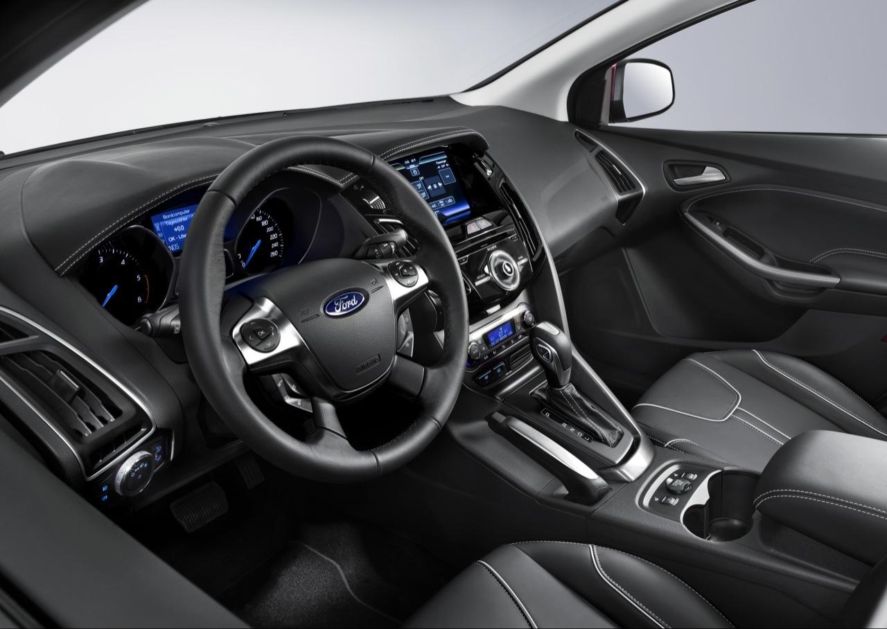Foto de Ford Sync y MyFordTouch, el nuevo interfaz de Ford para coches (11/23)