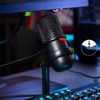 HyperX pone a la venta el SoloCast, su nuevo micrófono USB todoterreno para darle vida a tus grabaciones y videollamadas
