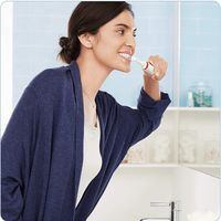 Oferta flash en el set de dos cepillos Oral-B Smart 4 4900 CrossAction, con conexión Bluetooth: hoy por 79,99 euros en Amazon