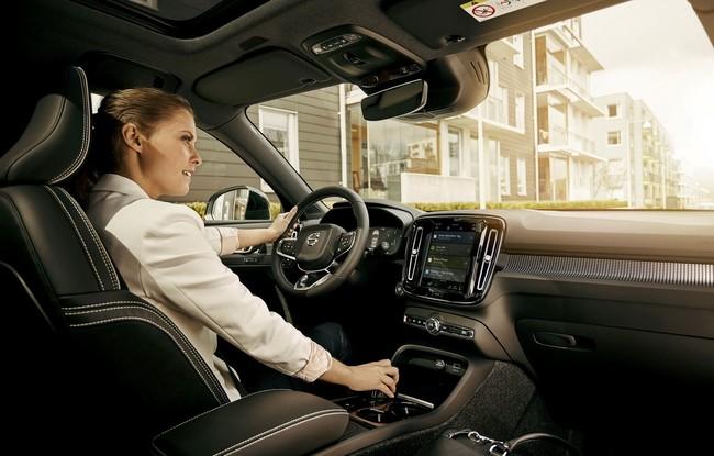 La siguiente generación de infotenimiento de Volvo utilizará servicios de Google