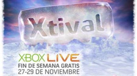 Xtival Winter 2009: Xbox Live gratis para todos durante este fin de semana