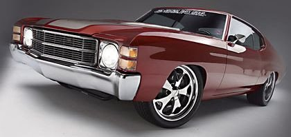 1971 Chevrolet Chevelle por Foose