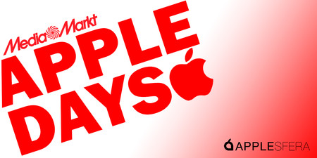 Apple Days en MediaMarkt: rebajas en iPhone, AirPods, Mac, Apple Watch y accesorios