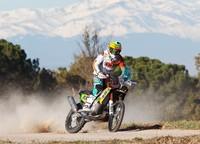 """Laia Sanz afronta """"a tope"""" su cuarta participación en el Dakar 2014"""