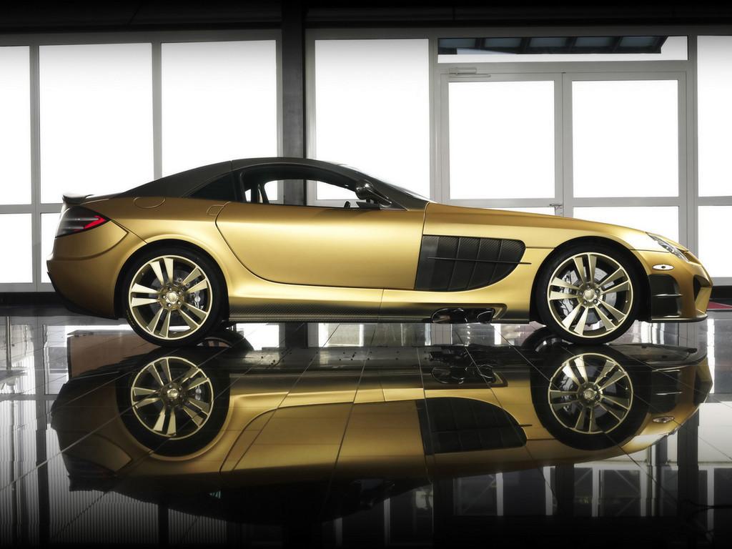 Foto de Mansory Mercedes-Benz SLR McLaren Renovatio (1/12)