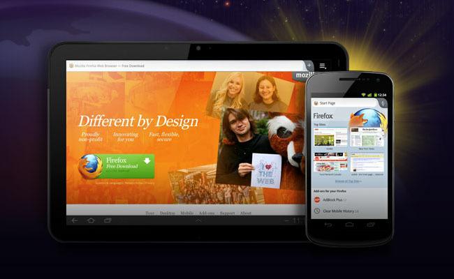 Firefox Beta 14.0