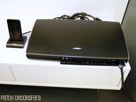 Consola conector de Bose VideoWave