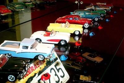 Museo Exposición de Coches Clásicos y Miniaturas, próximamente en Barcelona