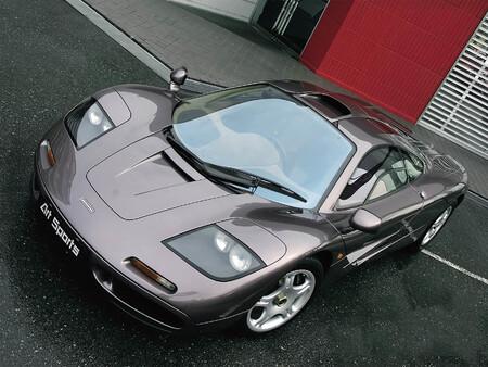 ¡Unicornio a la vista! El McLaren F1 029 Creighton Brown, a subasta: su precio estimado es de 15 millones de dólares