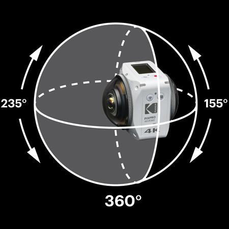 Kodak Pixpro 4kvr360 03