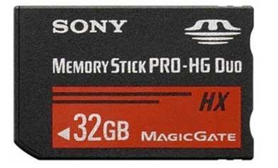 Sony sigue aferrándose a sus Memory Stick y presenta un nuevo modelo más rápido