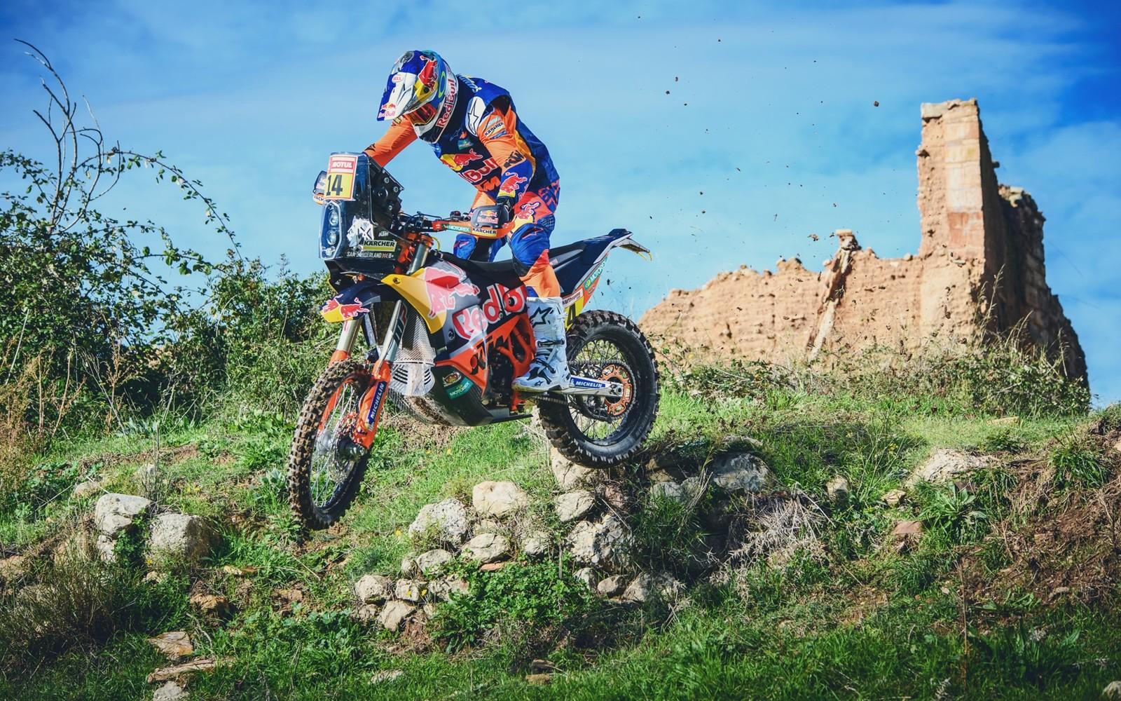 Foto de KTM 450 Rally Dakar 2019 (58/116)