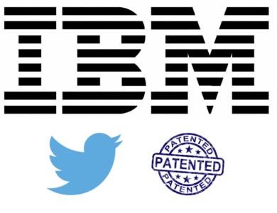 Twitter compra 900 patentes de software a IBM, la maldad en la industria del software