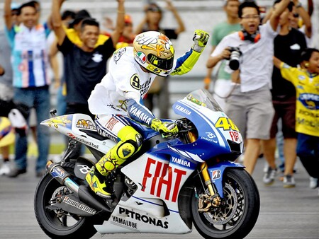 Rossi Malasia Motogp 2009